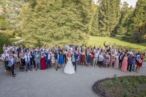 Hochzeit in der Villa Boveri in Baden