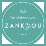 Zankyou wedding photographer in Germany