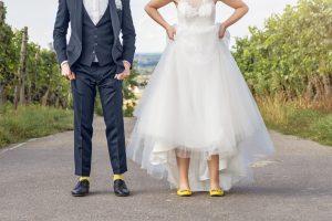 Hochzeit am Gipfel des Tuniberges