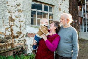 familienfotos baby und familie freiburg