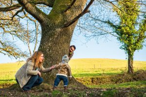 familie spaß: Glückliche Familie