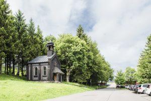 Halden Kapelle Schauinsland Hotel die Halde