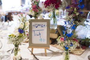 romantisch Boho Hochzeit Tischdeko