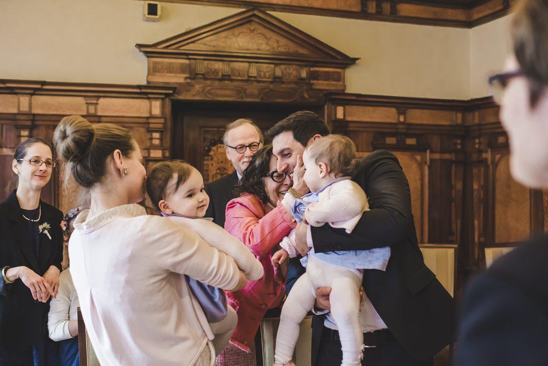 Hochzeit im Rathaus Freiburg