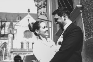 Brautpaar Fotoshootings in Freiburg