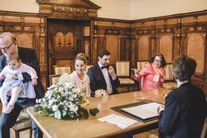 kleine und intime Hochzeit