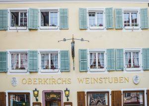 Hotel Oberkirch in Freiburg