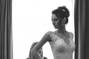 Schöne Junge Braut