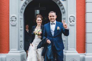 Hochzeit im Rathaus von Waldkirch