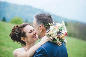 Anspruchsvolle Hochzeitsfotografie in Waldkirch.