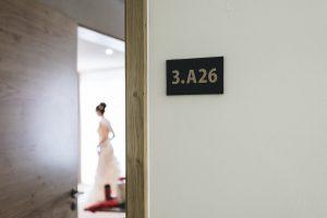 Hotel Zimmer - Hochzeit