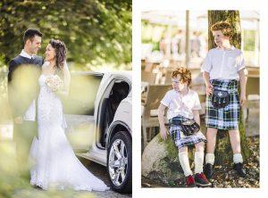 Hochzeit im Wasserschloss in Inzlingen