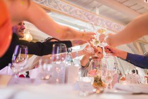 Hochzeitsfeiern im Wasserschloss in Inzlingen