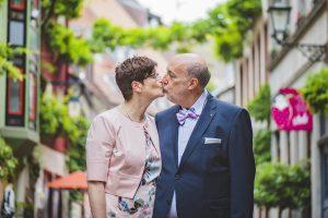 Hochzeit mit über 50