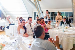 Hochzeit feiern im Schloss