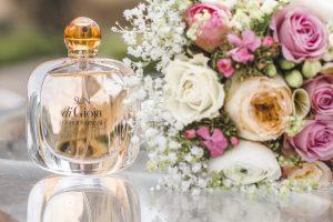 hochzeitsfoto von parfum