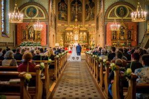 kirchliche Trauung in Bollschweil