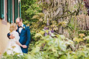 Hochzeitspaar in Bollschweil