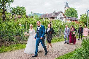 Hochzeit in Bollschweil