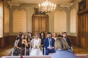 Hochzeit im Zivilstandsamt Basel-Stadt