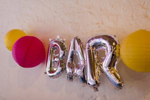 Hochzeit Bar