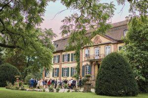 Schloss Ebnet in Freiburg