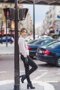 Fotoshootings im besten Pariser Stil