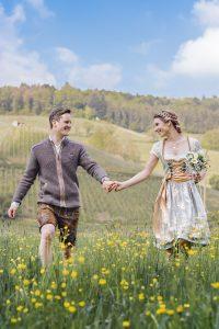 Hochzeitsfoto in Waldkirch