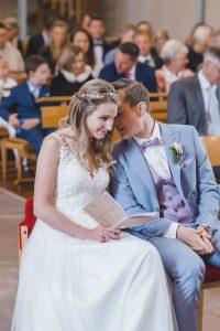 Hochzeit evangelische Kirche Denzlingen